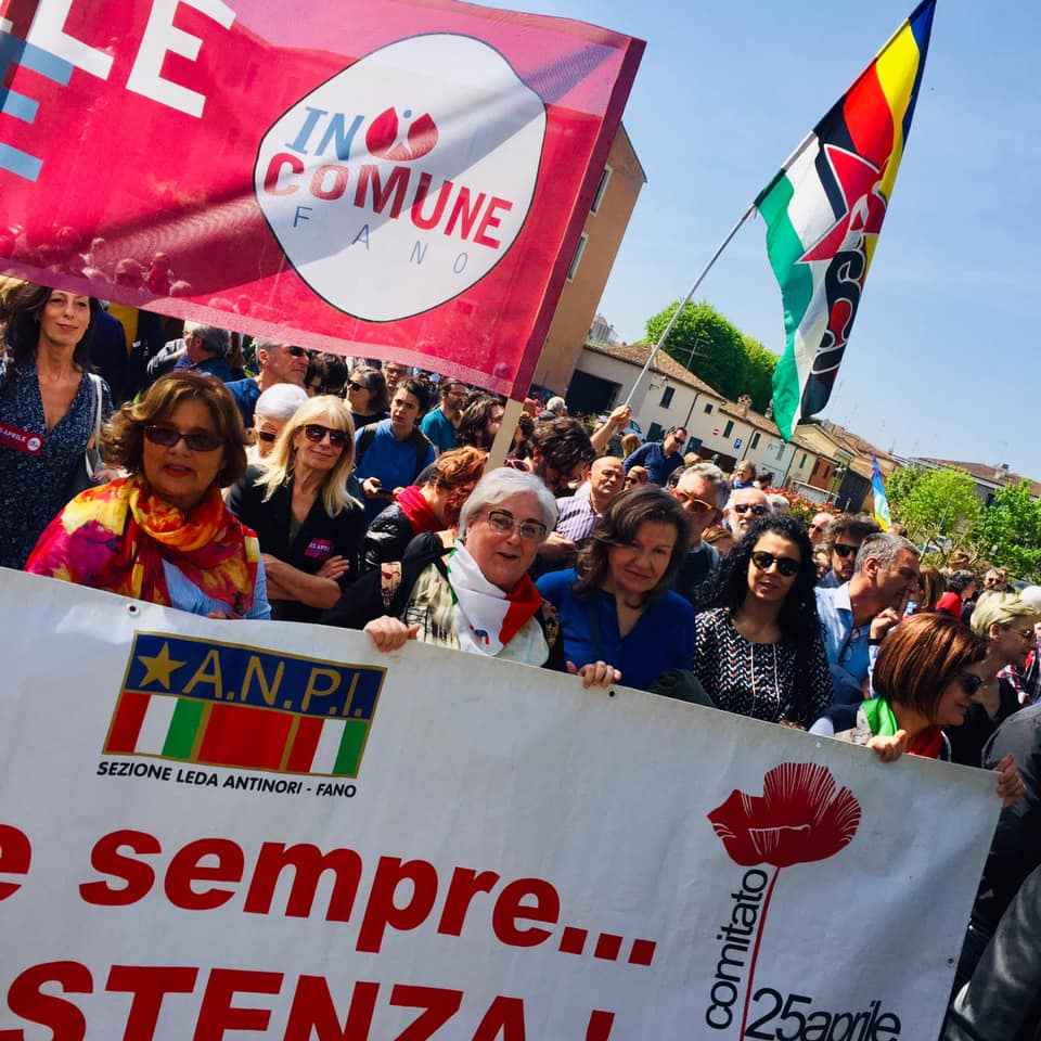 MASCARIN (IN COMUNE): 25 APRILE, OLTRE 500 CITTADINI IN CORTEO PER FESTEGGIARE LA LIBERAZIONE E LA RESISTENZA