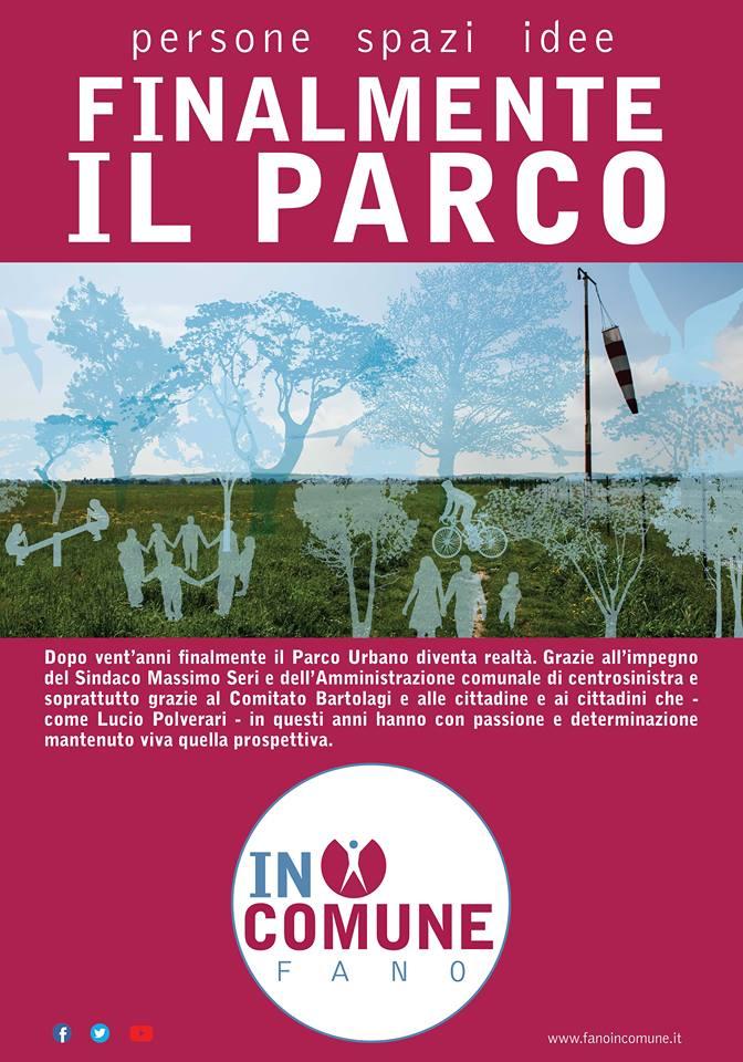 UGUCCIONI (IN COMUNE): FINALMENTE IL PARCO